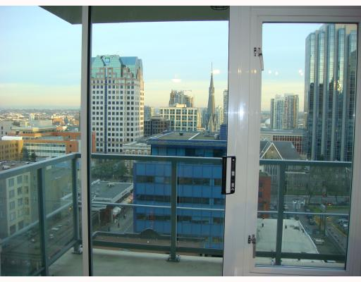 "Main Photo: # 1311 610 GRANVILLE ST in Vancouver: Downtown VW Condo for sale in ""THE HUDSON"" (Vancouver West)  : MLS® # V751621"