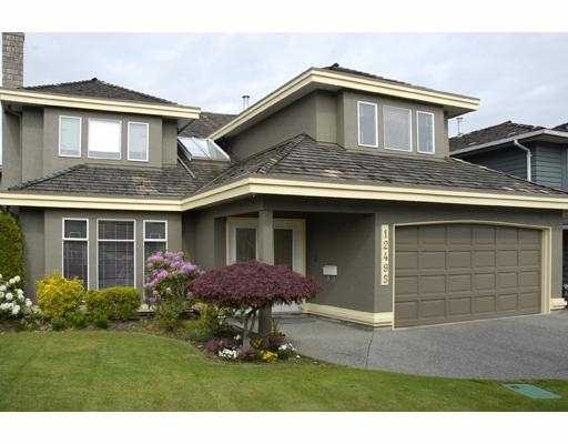 Main Photo: 12495 BRUNSWICK PL in Richmond: Steveston South House for sale : MLS®# V593327