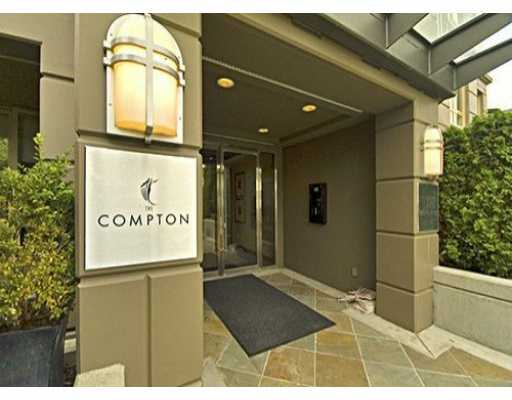 "Main Photo: 1316 W 11TH Ave in Vancouver: Fairview VW Condo for sale in ""COMPTON"" (Vancouver West)  : MLS® # V636996"