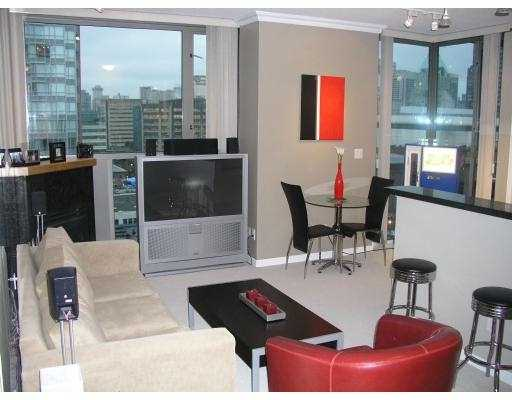 "Main Photo: 1601 928 RICHARDS ST in Vancouver: Downtown VW Condo for sale in ""SAVOY"" (Vancouver West)  : MLS® # V560663"