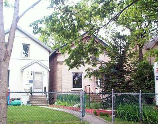 Main Photo: 262 EUGENIE Street in Winnipeg: St Boniface Single Family Detached for sale (South East Winnipeg)  : MLS® # 2608292