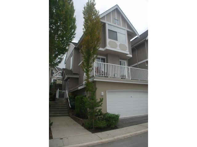 "Main Photo: # 65 7488 MULBERRY PL in Burnaby: The Crest Condo for sale in ""SIERRA RIDGE"" (Burnaby East)  : MLS® # V854180"