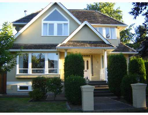 Main Photo: 2178 W 21ST Avenue in Vancouver: Arbutus House for sale (Vancouver West)  : MLS®# V666382