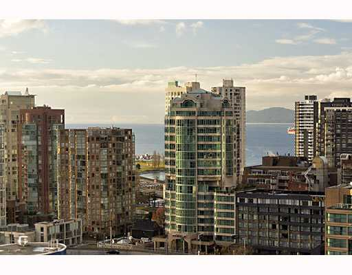 "Photo 8: 2309 1295 RICHARDS Street in Vancouver: Downtown VW Condo for sale in ""OSCAR"" (Vancouver West)  : MLS® # V680332"