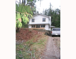 Main Photo: 5418 MONKEY TREE Lane in Sechelt: Sechelt District House for sale (Sunshine Coast)  : MLS®# V683425