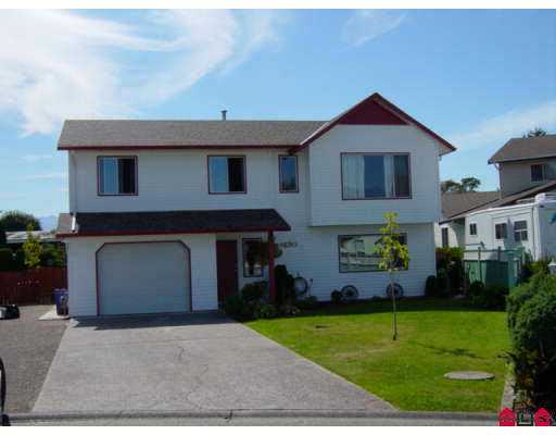 Main Photo: 46745 OSBORNE RD in Chilliwack: Fairfield Island House for sale : MLS®# H2503392