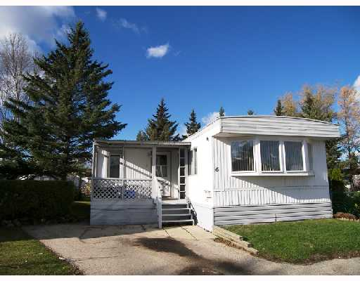 Main Photo: 6 SHAY Crescent in WINNIPEG: St Vital Mobile Home for sale (South East Winnipeg)  : MLS® # 2719070