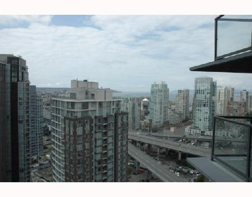 "Photo 7: 2703 501 PACIFIC Street in Vancouver: Downtown VW Condo for sale in ""THE 501"" (Vancouver West)  : MLS(r) # V698501"