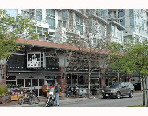 "Photo 10: 2703 501 PACIFIC Street in Vancouver: Downtown VW Condo for sale in ""THE 501"" (Vancouver West)  : MLS(r) # V698501"