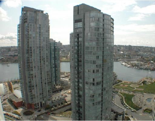 "Main Photo: 2703 501 PACIFIC Street in Vancouver: Downtown VW Condo for sale in ""THE 501"" (Vancouver West)  : MLS® # V698501"
