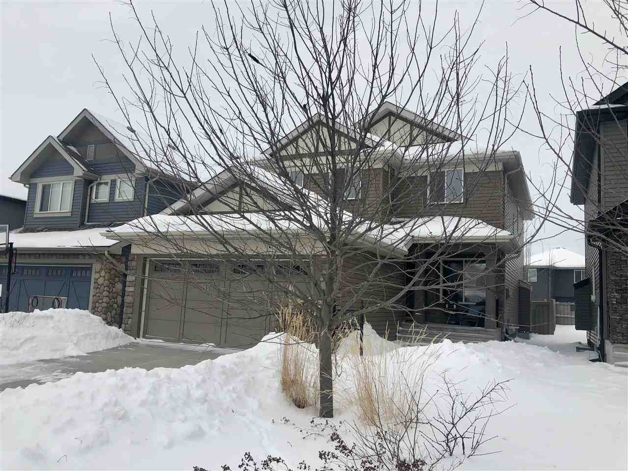 FEATURED LISTING: 3245 WHITELAW Drive Edmonton