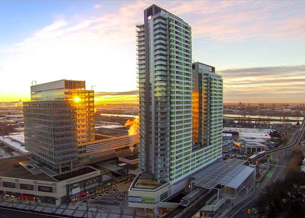 FEATURED LISTING: 1603 - 488 MARINE Drive Southwest Vancouver