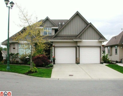 Main Photo: #13 31491 SPUR AVENUE in Abbotsford: Condo
