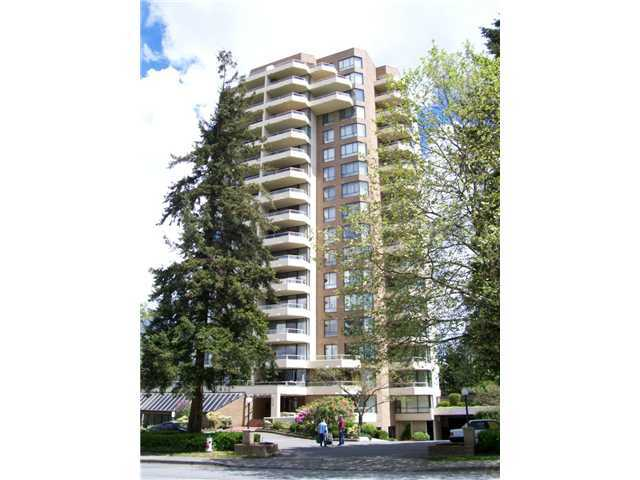 "Photo 1: # 804 5790 PATTERSON AV in Burnaby: Metrotown Condo for sale in ""THE REGENT"" (Burnaby South)  : MLS® # V882321"
