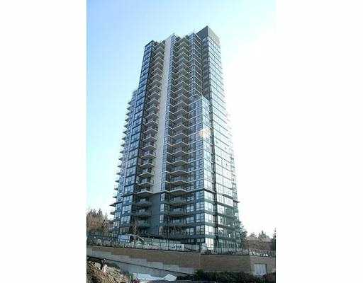 "Main Photo: 506 288 UNGLESS Way in Port_Moody: North Shore Pt Moody Condo for sale in ""THE CRESCENDO"" (Port Moody)  : MLS®# V695136"