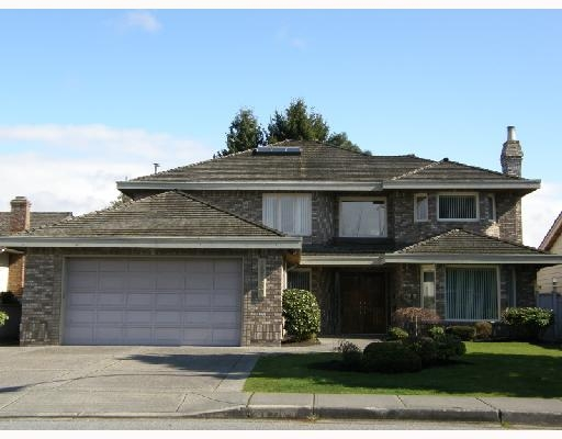 Main Photo: 10380 BAMBERTON Drive in Richmond: House for sale : MLS®# V695151