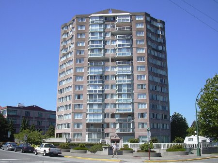 Main Photo: #707 - 11881 88th Ave: Condo for sale (Annieville)
