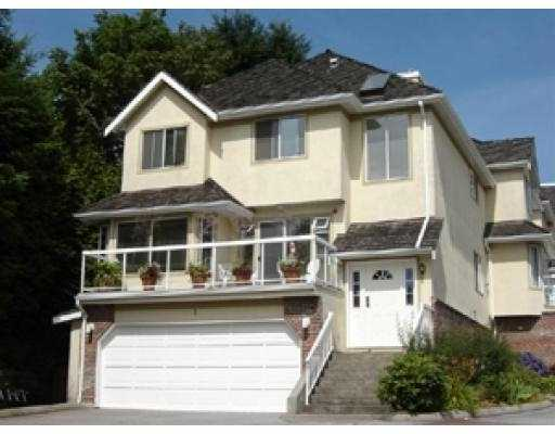 Main Photo: 1 72 JAMIESON CT in New Westminster: Fraserview NW Townhouse for sale : MLS® # V548664