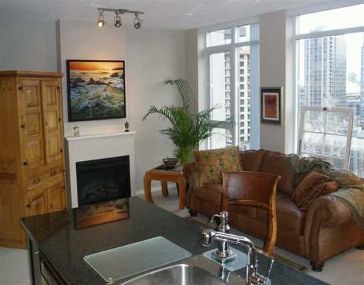 "Main Photo: 1206 1001 HOMER ST in Vancouver: Downtown VW Condo for sale in ""BENTLEY"" (Vancouver West)  : MLS® # V571498"