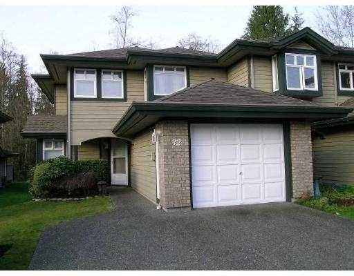 "Main Photo: 32 11737 236TH Street in Maple_Ridge: Cottonwood MR Townhouse for sale in ""MAPLEWOOD CREEK"" (Maple Ridge)  : MLS(r) # V673303"