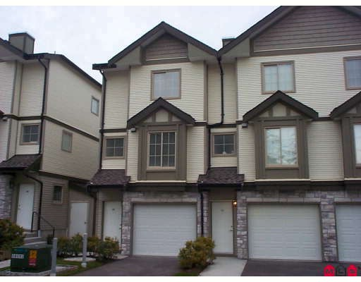 "Main Photo: 58 14855 100 Avenue in Surrey: Guildford Townhouse for sale in ""Hampstead Mews"" (North Surrey)  : MLS(r) # F2728272"