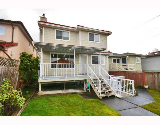 Photo 10: 7875 CARTIER Street in Vancouver: Marpole House for sale (Vancouver West)  : MLS® # V691448