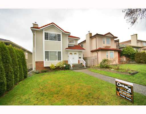 Photo 2: 7875 CARTIER Street in Vancouver: Marpole House for sale (Vancouver West)  : MLS® # V691448