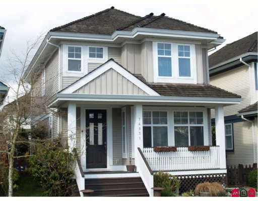 "Main Photo: 14851 57B Avenue in Surrey: Sullivan Station House for sale in ""Panorama Village"" : MLS(r) # F2809992"