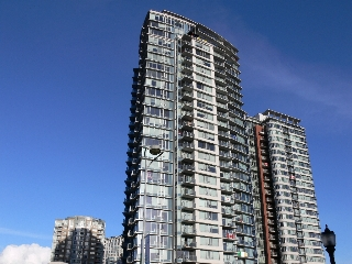 Main Photo: 501-189 Davie Street in Vancouver: False Creek North Condo for sale ()  : MLS®# V758362