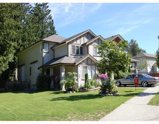 "Main Photo: 24251 100B Avenue in Maple_Ridge: Albion House for sale in ""COUNTRY LANE"" (Maple Ridge)  : MLS®# V662060"