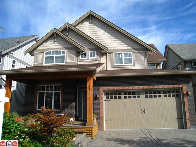 "Main Photo: 8150 211TH ST in Langley: Willoughby Heights House for sale in ""Yorkson"" : MLS® # F1124541"