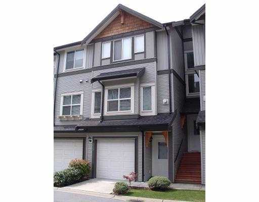 "Main Photo: 25 1055 RIVERWOOD Gate in Port_Coquitlam: Riverwood Townhouse for sale in ""MOUNTAIN VIEW ESTATES"" (Port Coquitlam)  : MLS® # V682811"
