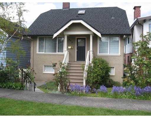 Main Photo: 969 E 27TH Ave in Vancouver: Fraser VE House for sale (Vancouver East)  : MLS® # V647671