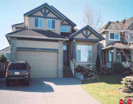 "Main Photo: 3513 156A ST in Surrey: Morgan Creek House for sale in ""Westridge"" (South Surrey White Rock)  : MLS(r) # F2505304"