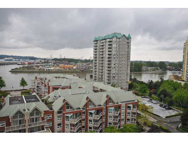 "Main Photo: # 1203 1235 QUAYSIDE DR in New Westminster: Quay Condo for sale in ""THE RIVIERA"" : MLS® # V832138"