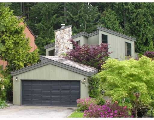 Main Photo: 1065 Blue Grouse Way in North Vancouver: Grouse Woods House  : MLS®# V710438