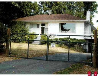 Main Photo: 18841 54TH Avenue in Surrey: Cloverdale BC House for sale (Cloverdale)  : MLS(r) # F2803293
