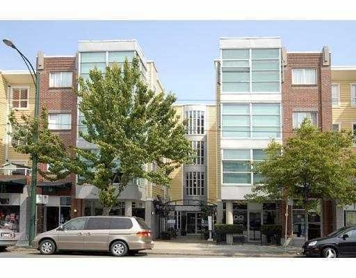 Main Photo: # 202 2929 W 4TH AV in Vancouver: Kitsilano Condo for sale ()  : MLS® # V751872