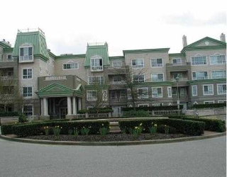 "Main Photo: 406 2970 PRINCESS Crescent in Coquitlam: Canyon Springs Condo for sale in ""MONTCLAIR"" : MLS®# V638385"