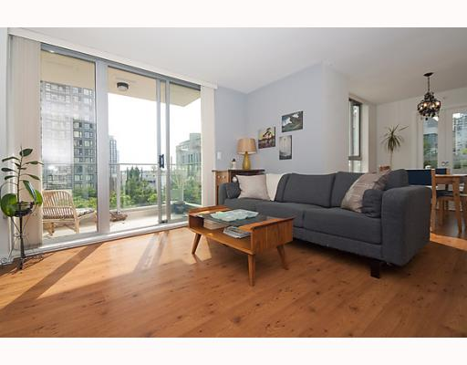 "Main Photo: # 408 1225 RICHARDS ST in Vancouver: Downtown VW Condo for sale in ""THE EDEN"" (Vancouver West)  : MLS® # V778716"
