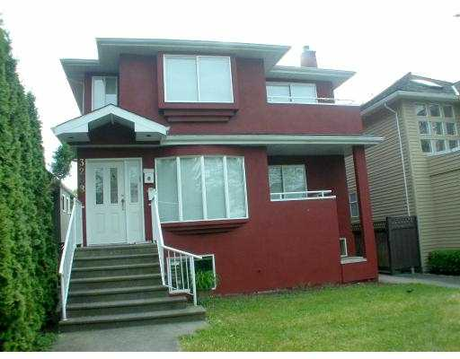 Main Photo: 3268 W 10TH AV in Vancouver: Kitsilano House for sale (Vancouver West)  : MLS(r) # V591674