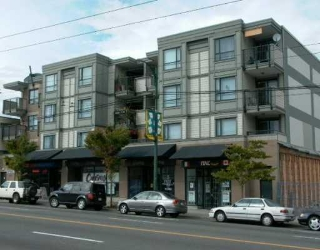 "Main Photo: 204 2741 E HASTINGS Street in Vancouver: Hastings East Condo for sale in ""THE RIVIERA"" (Vancouver East)  : MLS(r) # V683987"