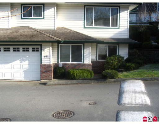 "Main Photo: 69 34250 HAZELWOOD Avenue in Abbotsford: Central Abbotsford Townhouse for sale in ""STILL CREEK"" : MLS(r) # F2729628"