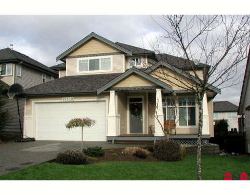 "Main Photo: 16909 84TH Avenue in Surrey: Fleetwood Tynehead House for sale in ""Greenway Estates"" : MLS(r) # F2730340"