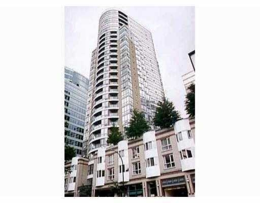 Main Photo: 2005 1166 Melville Street in Vancouver: Coal Harbour Condo for sale (Vancouver West)  : MLS(r) # V632087