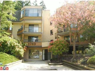 "Main Photo: # 208 1740 SOUTHMERE CR in Surrey: Sunnyside Park Surrey Condo for sale in ""SOUTHMERE MEWS"" (South Surrey White Rock)  : MLS® # F1100357"