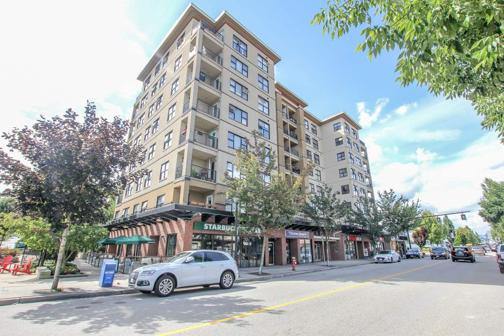 FEATURED LISTING: 801 - 415 COLUMBIA Street East New Westminster