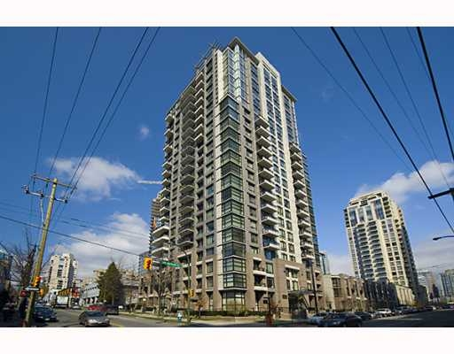 Main Photo: # 603 1295 RICHARDS ST in Vancouver: Downtown VW Condo for sale (Vancouver West)  : MLS® # V795258