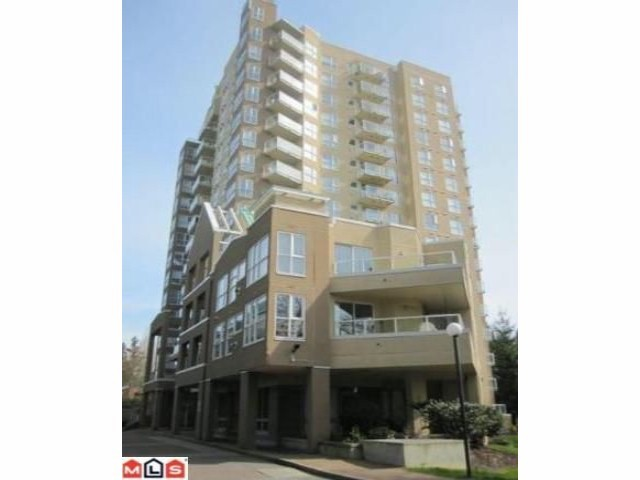 Main Photo: # 906 9830 WHALLEY BV in Surrey: Whalley Condo for sale (North Surrey)  : MLS® # F1028048