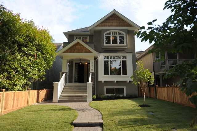 "Main Photo: 3470 W 21ST AV in Vancouver: Dunbar House for sale in ""DUNBAR"" (Vancouver West)  : MLS® # V905305"